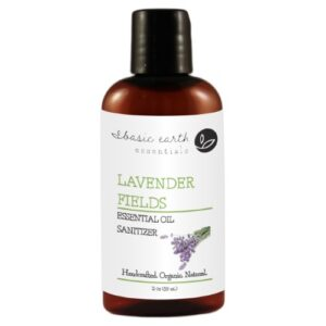 lavendar, sanitizer