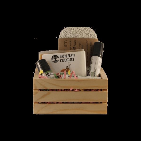 Custom, Basket, Gift