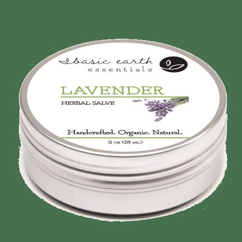 lavender, salve